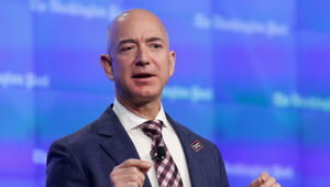 Thumbnail for Jeff Bezos' Net Worth Is Inches Away From $100 Billion Thanks To Black Friday