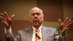 Thumbnail for T. Boone Pickens Is Selling His Massive 65,000 Acre Texas Ranch For $250M