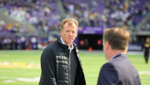 Thumbnail for Roger Goodell Just Signed A Five-Year Extension That Could Be Worth $200 Million