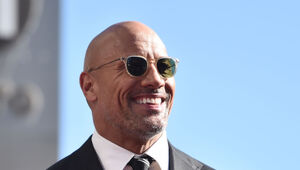 Thumbnail for Dwayne Johnson To Join The $20M-A-Picture Club For First Time