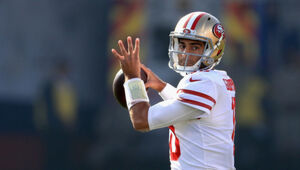 Thumbnail for Jimmy Garoppolo Is Now The Highest-Paid Player In The NFL