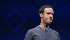 Thumbnail for Mark Zuckerberg's Net Worth Drops $6 Billion In Response To Facebook Data Scandal