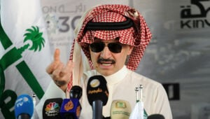 Thumbnail for The End Of The Saudi Arabian Billionaire