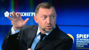 Thumbnail for From Darling Of Davos To Blacklisted: The Fall Of Russian Billionaire Oleg Deripaska