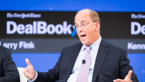 Thumbnail for Welcome To The Billionaires Club Larry Fink!