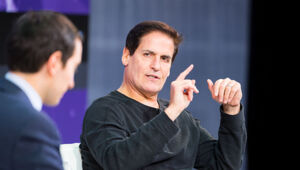 Thumbnail for Mark Cuban Would Rather Have A Pet Rock Than Buy Bitcoin