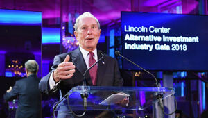 Thumbnail for Michael Bloomberg To Write Check For U.S. Commitment To The Paris Climate Agreement