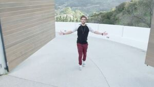 Thumbnail for 28 Year Old Music Producer Zedd Gives A Tour Of His INSANE $16 Million Los Angeles Mansion