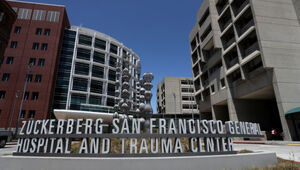 Thumbnail for Nurses At Zuckerberg San Francisco General Hospital Want Facebook Founder's Name Removed
