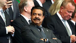 Thumbnail for By Jumping Up To The Premier League Today, Fulham F.C. Just Earned Team Owner Shahid Khan $125 Million