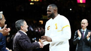 Thumbnail for How Much Is LeBron Worth To The Cavs – And The City Of Cleveland?