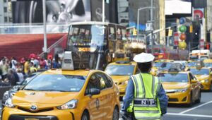 Thumbnail for NYC Taxi Medallions Sell For More Than $24 Million