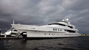 Thumbnail for Here's How Tiger Woods' $20M Yacht Compares To Other Celeb Yachts