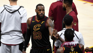 Thumbnail for LeBron James Earned $33 Million This Season…But He Only Received Half Of It
