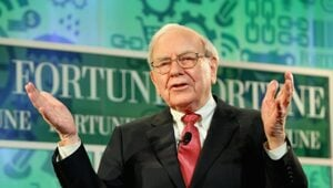 Thumbnail for Warren Buffett Makes His Annual Gift To Charity, This Time It's $3.4 Billion