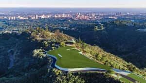 Thumbnail for Microsoft Founder Paul Allen Lists Undeveloped 122-Acre Beverly Hills Mountain For $150 Million