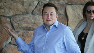 Thumbnail for A 61-Character Tweet Briefly Made Elon Musk $1.4 Billion Richer