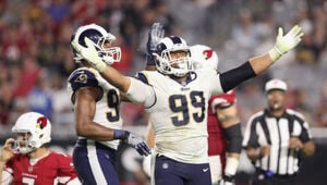 Thumbnail for Could Aaron Donald's Holdout Last All Season?