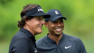 Thumbnail for The Winner Of Tiger Woods And Phil Mickelson's Head-to-Head Match Will Make Nearly As Much As If He Won The FedEx Cup Playoffs