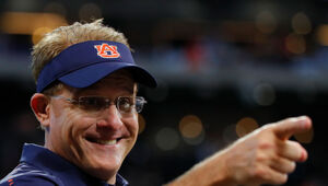 Thumbnail for Auburn's Gus Malzahn Just Donated $2 Million To Help His Football Team