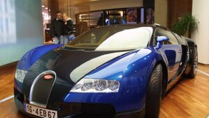 Thumbnail for A Bugatti Veyron Costs About $1.7M… And You Won't Believe How Much It Costs To Get The Oil Changed