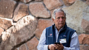 Thumbnail for Les Moonves Has Made $650M Working For CBS, Could Be Out With No Severance Now