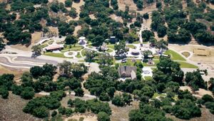 Thumbnail for Take A Rare Drone Video Tour Of Michael Jackson's Neverland Ranch – Which Just Got A $33 Million Price Reduction