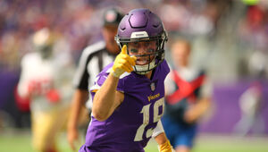 Thumbnail for Adam Thielen Went From A $500 College Scholarship To Becoming A Pro Bowler With A $10 Million Guarantee