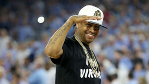 Thumbnail for Allen Iverson Makes $800,000 Per Year From Reebok – And Reebok Is Fine With That!