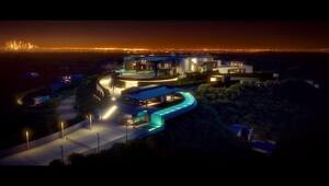 Thumbnail for Take A Virtual Video Tour Of A Mid-Construction $500 Million Bel Air Mansion