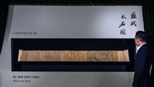 Thumbnail for A Thousand-Year-Old Chinese Scroll Just Sold For $59 Million