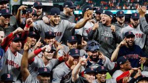 Thumbnail for Boston Red Sox Players Will Split $31.7 Million World Series Bonus, Second Largest In MLB History