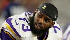Thumbnail for A Former Defensive Lineman For The Minnesota Vikings Is Suing His Doctors For $180 Million