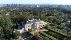 Thumbnail for Late Univision Billionaire's Bel Air Estate Hits Market For $245 Million, Vineyard Sold Separately