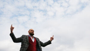 Thumbnail for Tyson Fury To Donate His Entire $10.1M Title Fight Purse To Charity