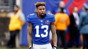 Thumbnail for Odell Beckham Jr. Says He Spends More Than $300K Taking Care Of His Body In The Offseason
