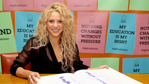 Thumbnail for Shakira Potentially Facing Charges On $16 Million In Tax Evasion