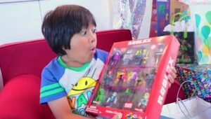 Thumbnail for Ryan ToysReview: A 7-Year-Old Toy Reviewer Made $22 MILLION On YouTube Last Year