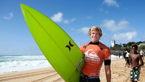 Thumbnail for John John Florence Is The Highest Paid Surfer In The World