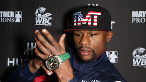 Thumbnail for Floyd Mayweather Shows Off His Extensive Watch Collection On Instagram