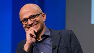 Thumbnail for Microsoft CEO Isn't Paid Anything Near What He's Worth