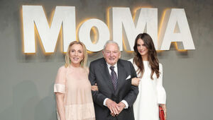 Thumbnail for David Rockefeller Estate Makes Record $200 Million Donation To New York's MoMA