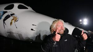 Thumbnail for Richard Branson Says He Intends To Go To Space By July