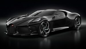 Thumbnail for The $18.9 Million Bugatti La Voiture Noire Is The World's Most Expensive New Car