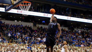 Thumbnail for Despite His Injury, Going To College Helped Zion Williamson Earn Millions Of Dollars