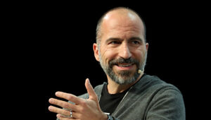 Thumbnail for Uber Paid CEO Dara Khosrowshahi $45M Last Year, COO Barney Harford $47.3M