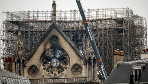 Thumbnail for France's Wealthiest People And Companies Step Up To Donate $1 Billion To Notre Dame Rebuild