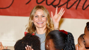 Thumbnail for Cameron Diaz Earned An Enormous Paycheck For A Totally Random Movie