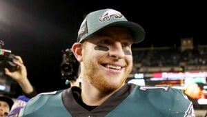 Thumbnail for Carson Wentz Just Signed A Record-Setting Contract To Stay In Philadelphia