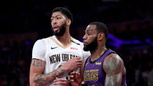Thumbnail for A Fan Placed A Huge Bet On The Lakers Just Before They Traded For Anthony Davis